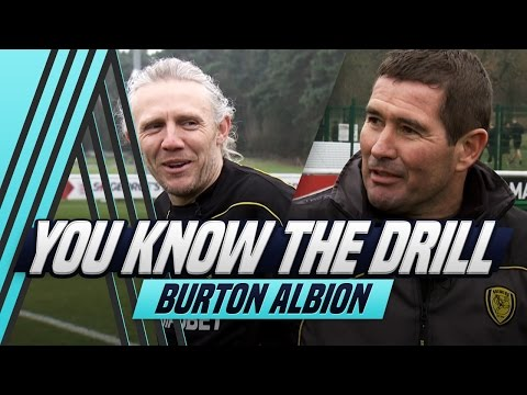 You Know The Drill | Volleys from the D at Burton Albion