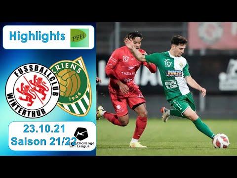 Winterthur Kriens Goals And Highlights
