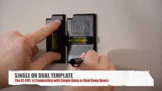 Labor Saving Devices 53-315 Single/Dual Template