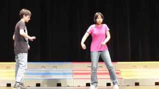 I Knew You Were Trouble-School Musical- EPIC DUBSTEP DANCE!!!