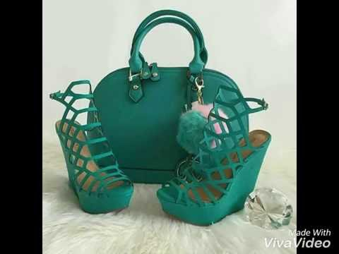 66a5a5568 أجمل الأحذية والصنادل الصيفية - YouTube