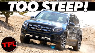 Is The 2020 Mercedes GLB a Baby G-Wagon? We Test It Off-Road To Find Out!