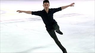 Хань Янь. Произвольная программа. Мужчины. Shiseido Cup of China. Гран-при по фигурному катанию 2019