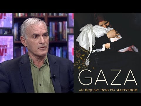 """Norman Finkelstein: The """"Big Lie"""" about Gaza Is That The Palestinians Have Been the Aggressors"""