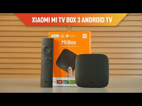 Xiaomi Mi TV Box Android TV incelemesi