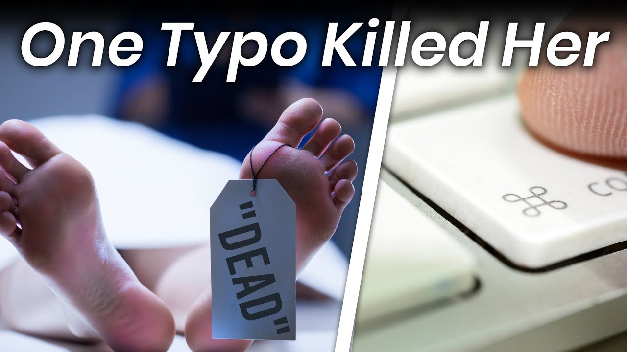 """How This 1 Typo """"Kills"""" 14,000 People Every Year"""