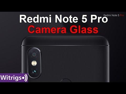 de4ea04de Redmi Note 5 Pro Camera Glass Replacement