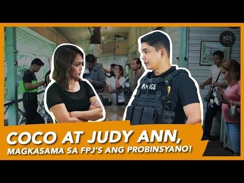 Coco Martin at Judy Ann Santos magkakasama sa FPJ's Ang Probinsyano!