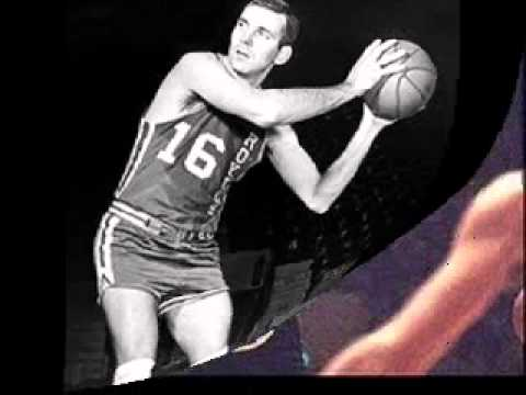 Top 10 Rebounders History- #6 Jerry Lucas