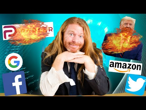 Big Tech Cleans House! - Everything We Want You To Think