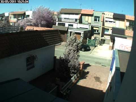 Film z kamery EYE-02 rozdzielczość 640x480