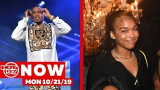 Nas Is Tired Of Celebrating 'Illmatic' + Cam'ron Disses His Ex + Lori Harvey Arrested #HOT97NOW