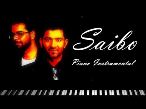 Saibo Piano Instrumental | MTV Unplugged and Original Version Mashup | Sachin Jigar