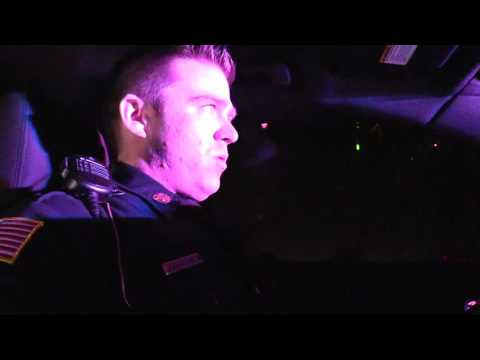 Ride Along with the Nodaway County Sheriff's Office