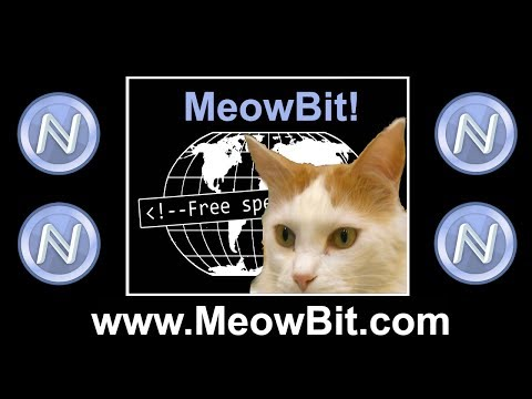 MeowBit, View Dot-Bit on ANY Browser. Free Software.