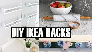 ⭐DIY IKEA HACKS ⭐ BUDGET HOME DECOR IDEAS