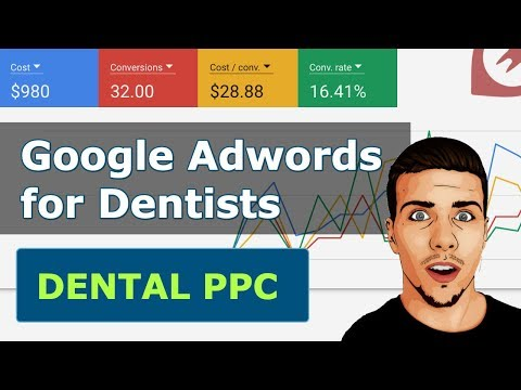Google Adwords for Dentists: How to Get More Dental Patients | Clinic PPC Advertising