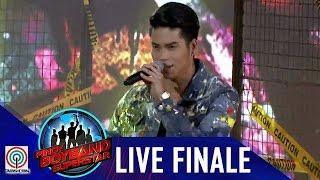 Pinoy Boyband Superstar Grand Reveal: Mark Oblea -