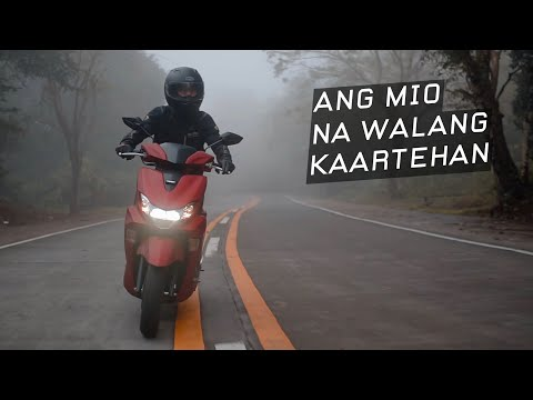 2020 Yamaha Mio Gravis 125 Review / 4K Motovlog