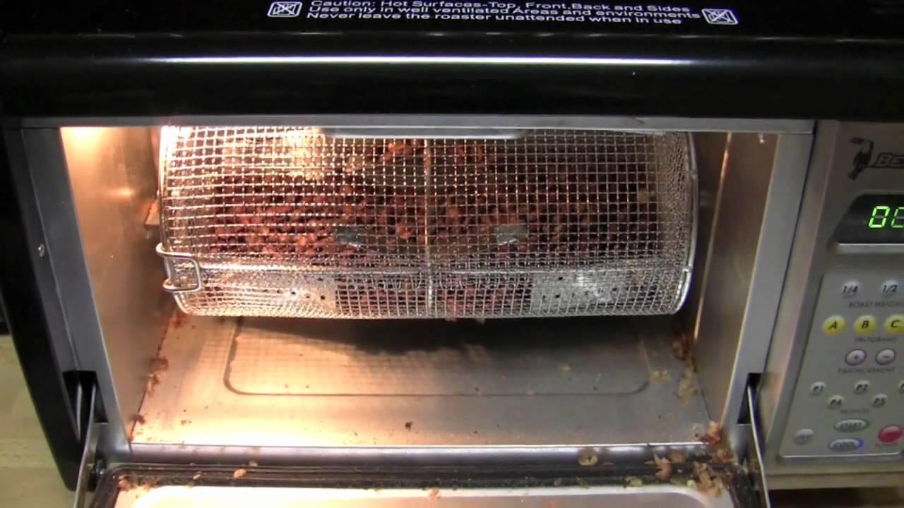 Crew Review: Behmor Coffee Roaster