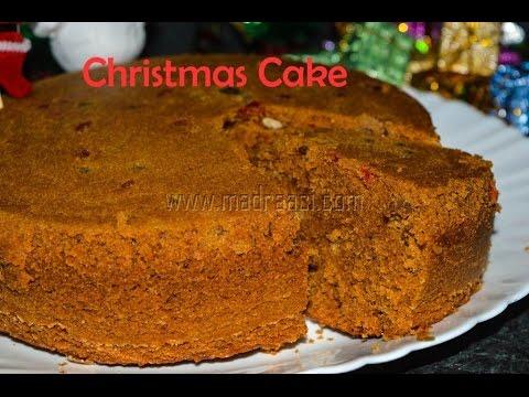 Make Christmas Fruit Cake