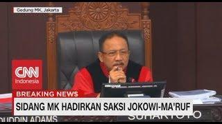 Hakim Cecar soal KPU Percepat Pengesahan Hasil Pilpres