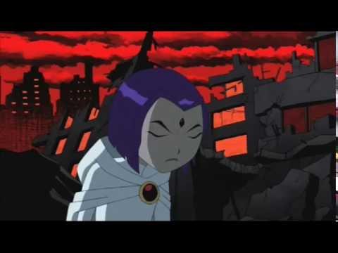 Teen Titans  Raven The OffspringHalfTruism