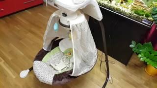 Обзор качалки телепалки для малыша от компании Fisher Price USA