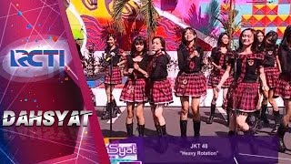 JKT 48  - Heavy Rotation [Dahsyat] [29 April 2017]
