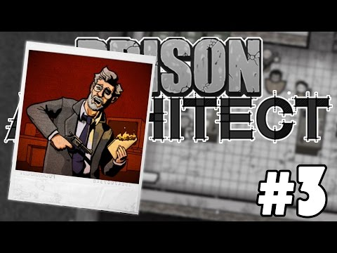 RIOT IN THE STREETS!! | Prison Architect - Part 3