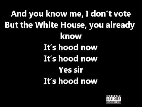 Lupe Fiasco - Hood Now (Outro) (Lyrics On Screen) (Food & Liquor 2)