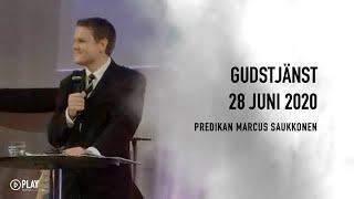Det nya förbundet | Marcus Saukkonen