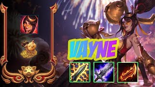 Vayne montage 101 - ADC Vayne hot pick 2019 - Troll Or Afk