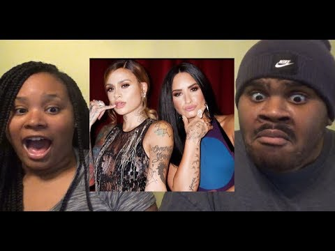 DEMI LOVATO - LONELY LIVE (KEHLANI HAS US SHOOK) - REACTION