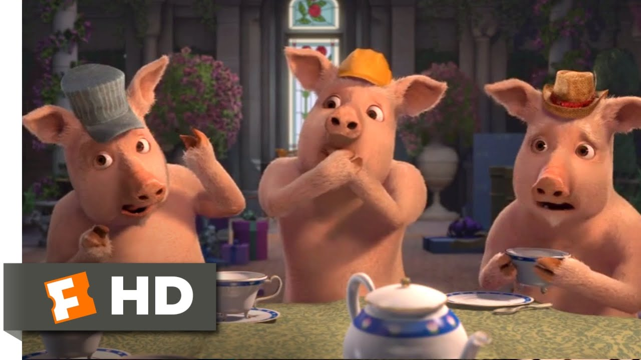 Download Shrek the Third (2007) - Three Little Squealers Scene (5/10) | Movieclips