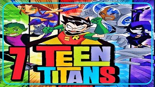 Teen Titans - Part 7 - English