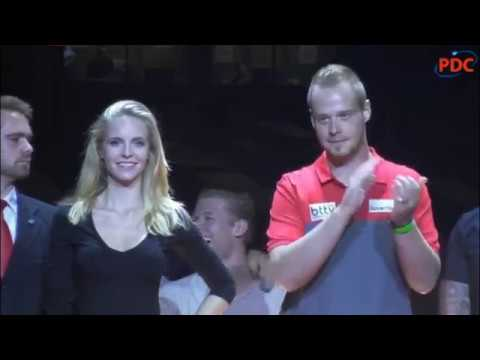 2017 Dutch Darts Masters Round 1 Shepherd vs Hopp