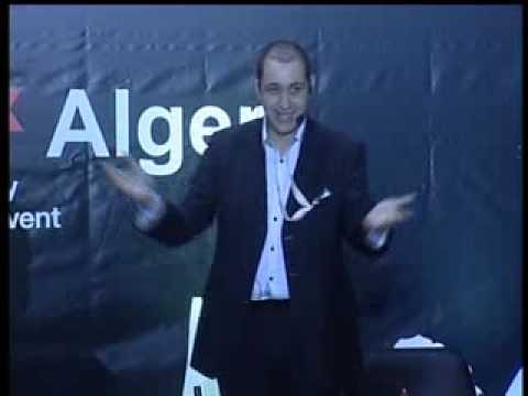 Abdelkader Aissaoui at TEDxAlger