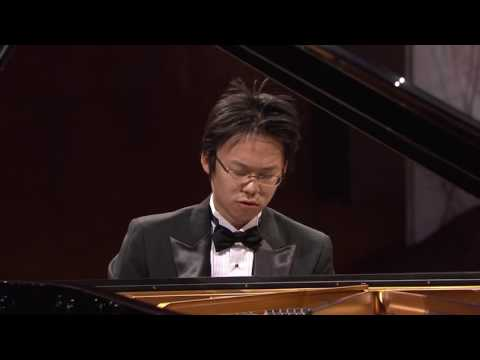 Peng Cheng He – Waltz in D flat major Op. 64 No. 1 (second stage, 2010)
