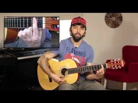 Gitar Dersi - Emre Aydın Hoşçakal Nasıl çalınır?