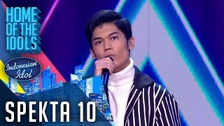 NUCA - NEW LIGHT (John Mayer) - SPEKTA SHOW TOP 6 - Indonesian Idol 2020