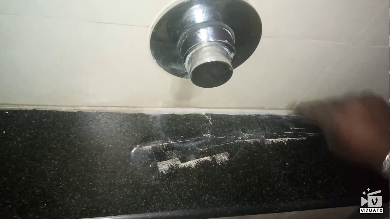 HOW TO REMOVE WATER MARKS ON MARBLE AND GRANITE WITH OUT ANY CHEMICALS