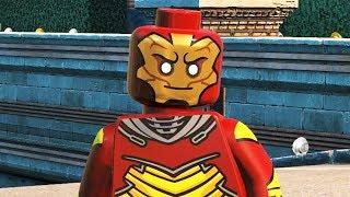 LEGO DC Supervillains - Infinity War Iron Man!
