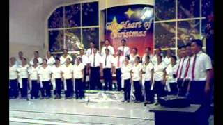 CAEC 13 Finale Sing Hallelujah, Emmanuel, Glory to God In the Highest, The Heart of Christmas, I Choose Jesus