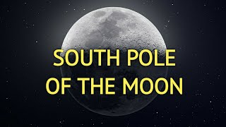 Why are we interested in Moon & its south pole | water in moon | Chandrayaan 2