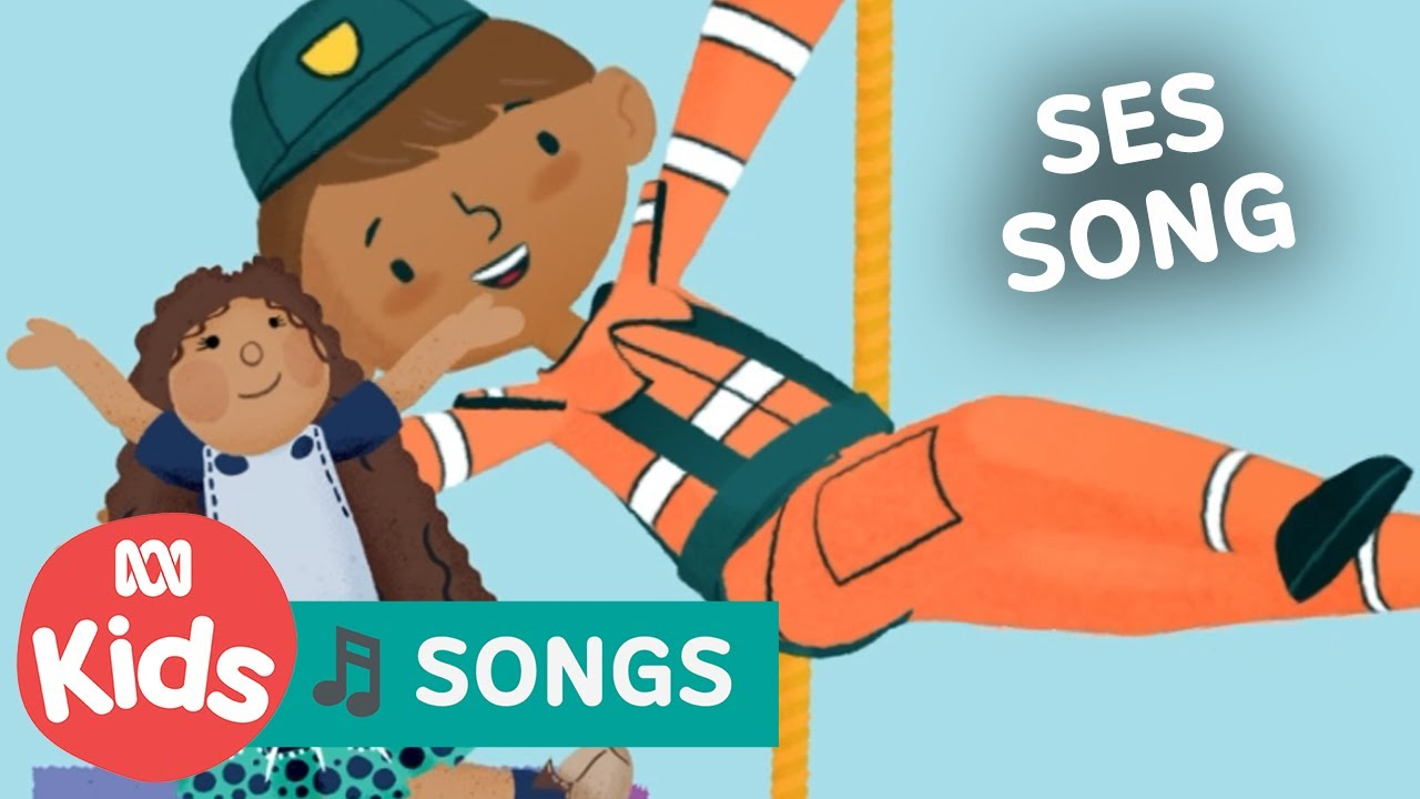 Everyday Helpers: SES Song with Teeny Tiny Stevies | Play School