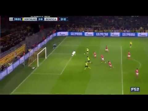Download Christian Pulisic Amazing Goal Borussia Dortmund vs Benfica 2-0   08/ 03 2017
