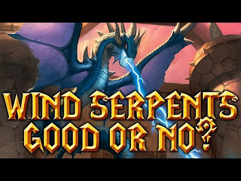 Classic Wow Hunters Wind Serpents Good Or No Youtube