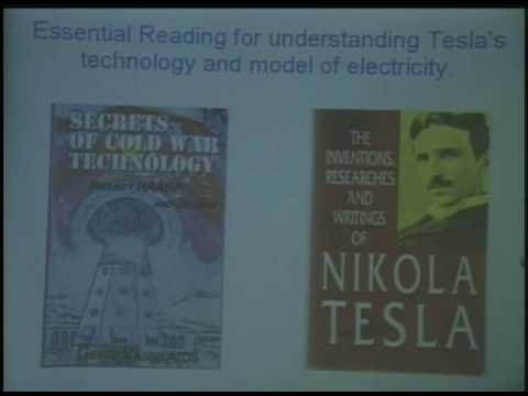 Peter Lindemann   Tesla's Radiant Energy   ExtraOrdinary Technology Conference 2006