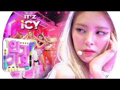 ITZY(있지) - ICY @인기가요 Inkigayo 20190804